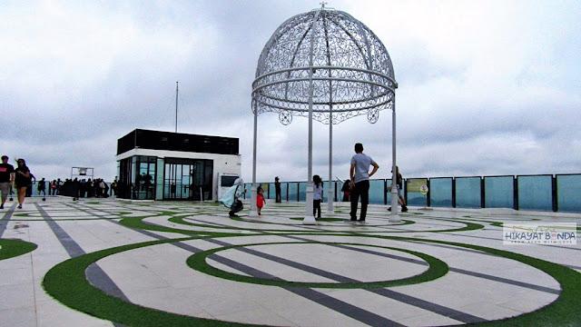 Wisata Melaka, Sudah Coba Main Ke The Shore Entertaining City?