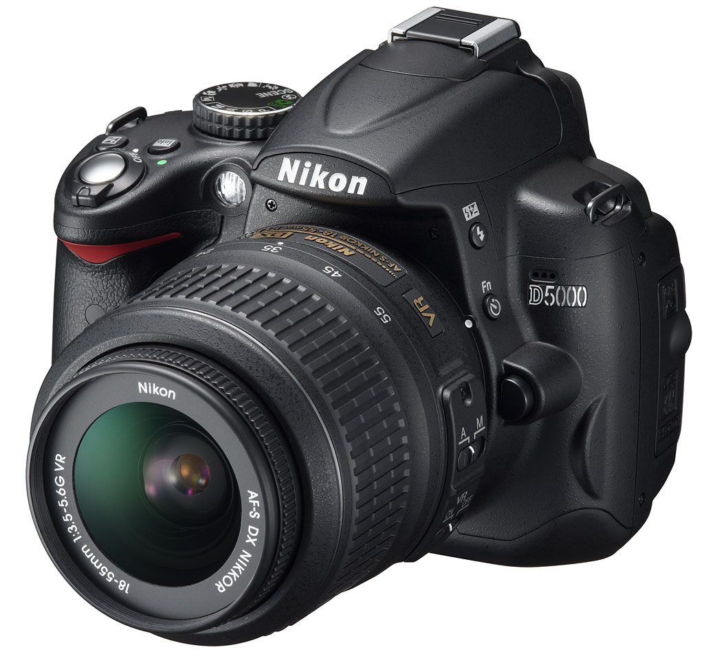Nikon D5000 Firmware Download