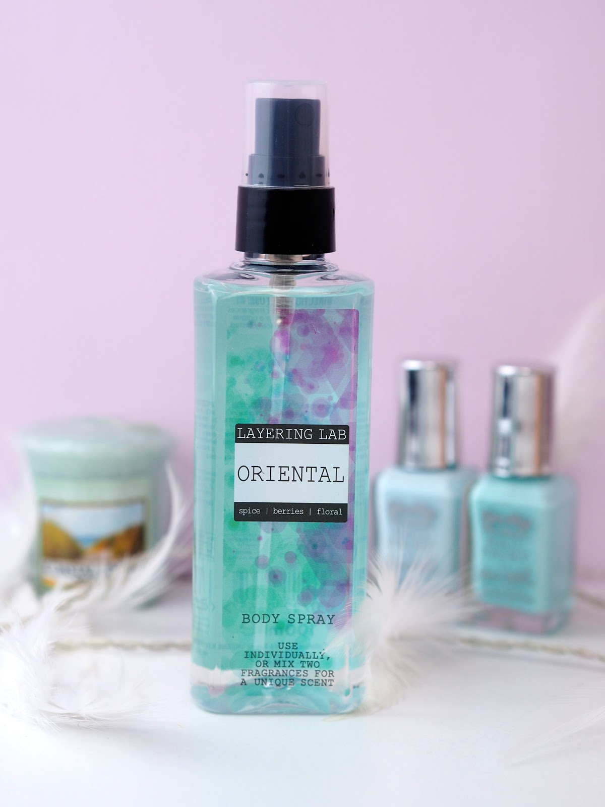 Superdrug Layering Lab Body Mists Oriental Review