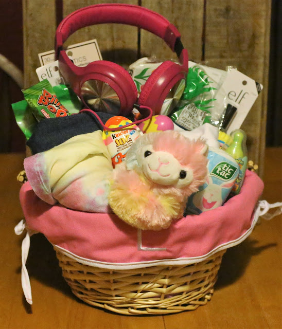 Tween Girl Easter Basket Ideas