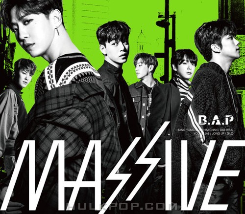 B.A.P – MASSIVE (ITUNES MATCH AAC M4A)