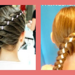 Groovy How To 4 Strand Braid Tutorial Hairstyles For Girls Princess Short Hairstyles For Black Women Fulllsitofus