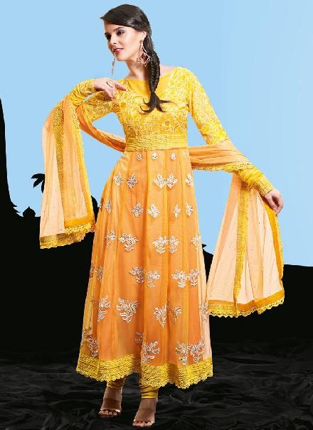 Pakistani Shalwar Kameez Collection 2013 2014 Trendy