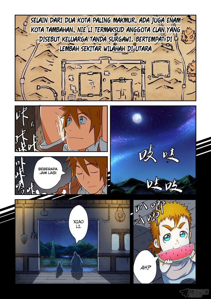 Baca Komik Tales of Demons and Gods Chapter 84.5 Komik Station