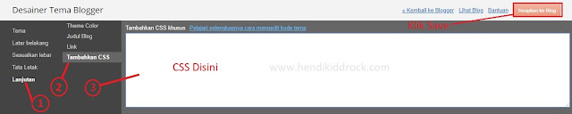 Membuat Pricing Di Blogspot Dengan Css HTML
