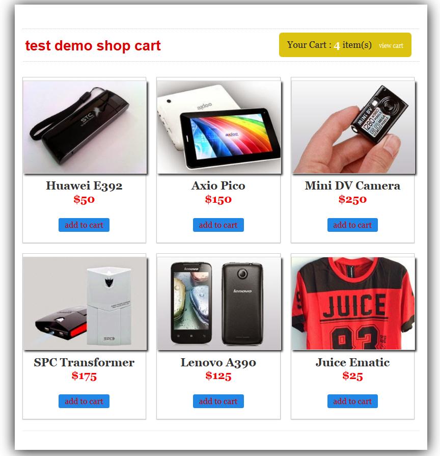 memasang shopping cart di template blogspot