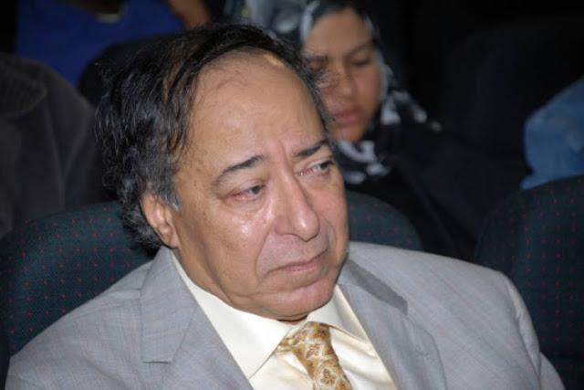 شاهد.. كيف أصبح شكل صلاح السعدني بعد أن غيّر المرض ملامحه أول ظهور له بعد شائعة وفاته