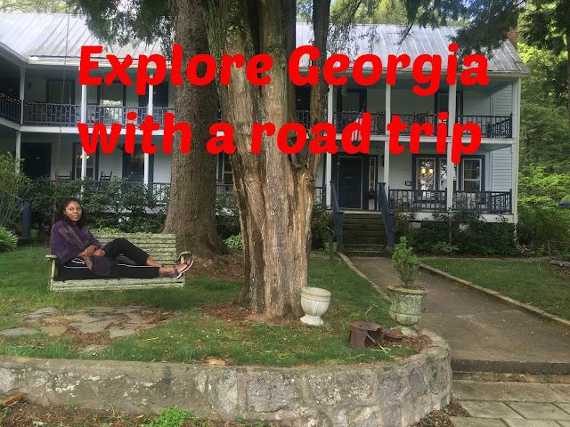 Explore Georgia with a road trip