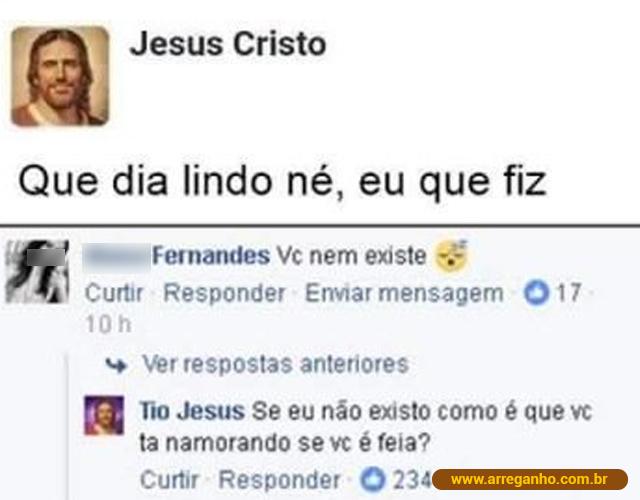 Jesus zoeiro