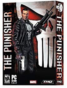 THE PUNISHER Cover Photo