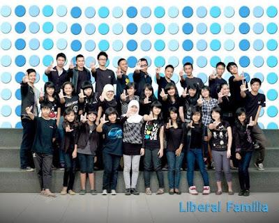 Liberal Familia, Keluarga Pump It Up Dengan Segudang Prestasi