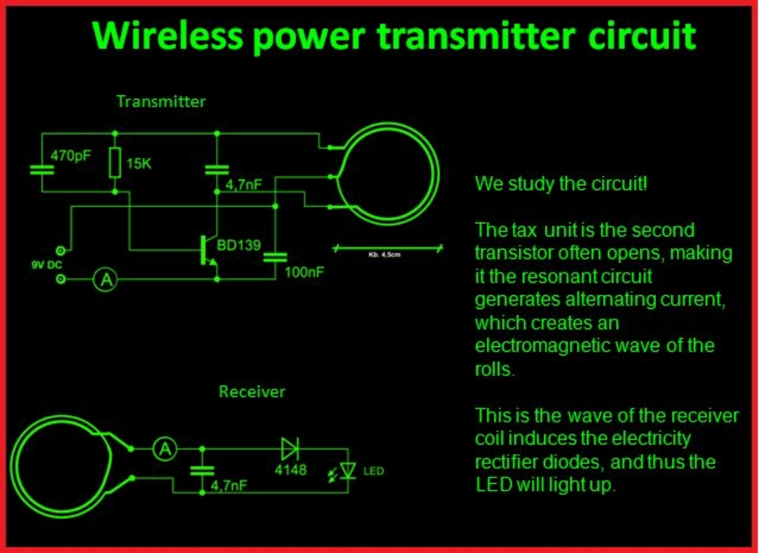 Abby 2015 Wireless Power Transmitter Circuit