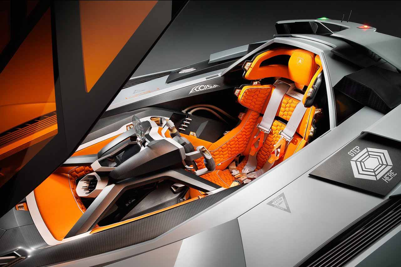New Lamborghini Egoista HD Wallpapers 2013 ~ All About HD ...