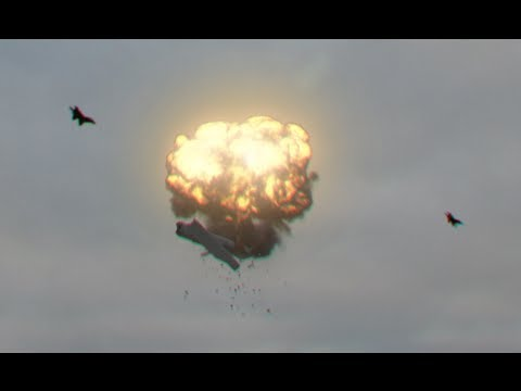 Brigadier General From South Africa Shoots Down UFO
