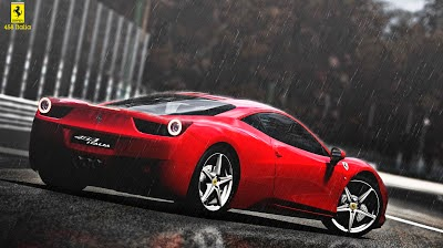 gambar mobil ferrari 458 mobil terbaru. Black Bedroom Furniture Sets. Home Design Ideas