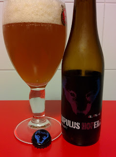 Lupulus Hopera cerveza