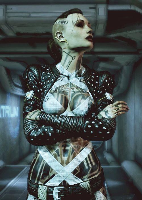 Mercenary Garage The Future Is Now