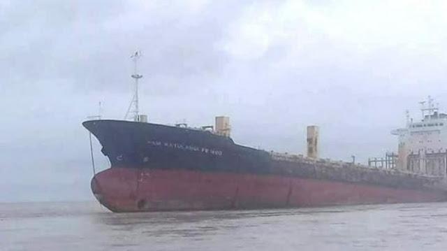 Teka-teki 'Kapal Hantu' Indonesia yang Gegerkan Myanmar Terpecahkan, Ini Faktanya