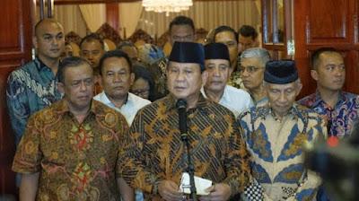 Keseringan Main Api, Prabowo Dan Komplotannya Akhirnya Terbakar Sendiri