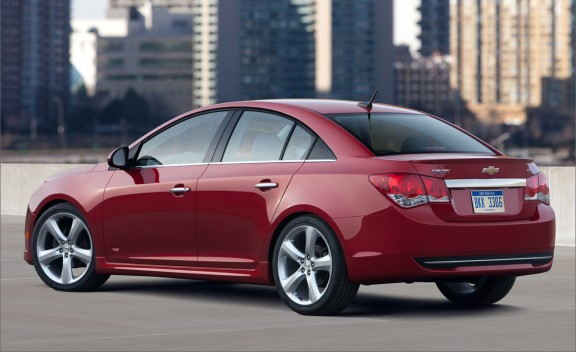 2011 Chevrolet Cruze Price Specs Review Mileage Features