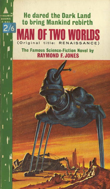Man of Two Worlds, de Raymond F. Jones