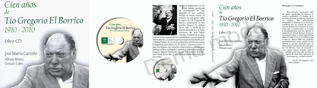"""CIEN AÑOS DE TÍO GREGORIO EL BORRICO 1910-2010"""" - JOSÉ MARÍA CASTAÑO HERVÁS / ALFREDO BENÍTEZ VALLE / GONZALO LÓPEZ NIETO-SANDOVAL"""