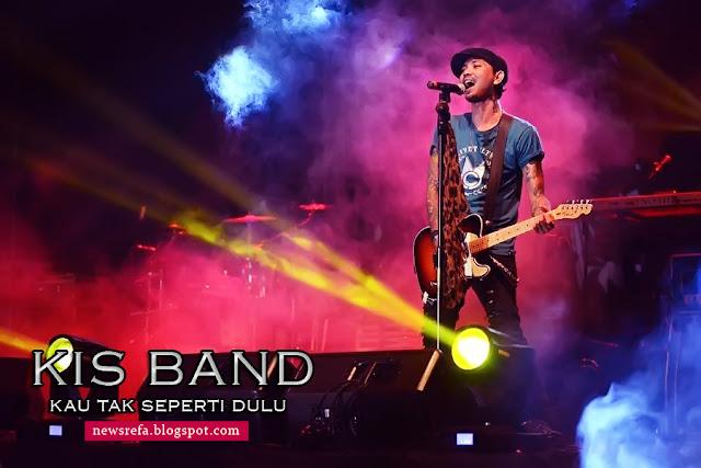 Kunci Gitar Kis Band – Kau Tak Seperti Dulu