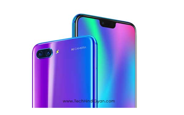 Huawei Honor 10 - Price In India And Full Specifications