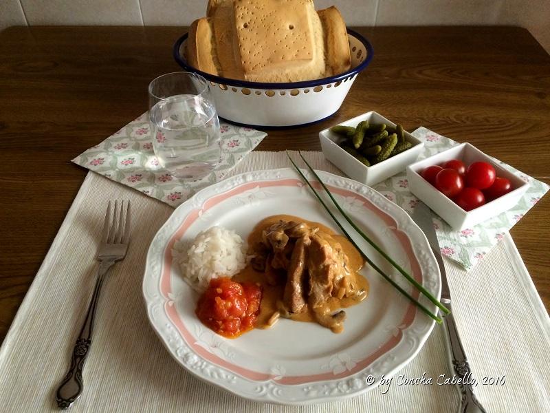 solomillo-strogonoff-mesa