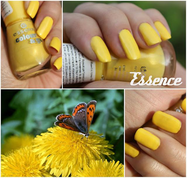 Отзыв: Солнечный, весенне-летний лак для ногтей Essence Colour&Go #137 Wanna Be Your Sunshine.