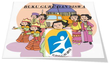 gambar Buku Guru dan Siswa SD Kurikulum 2013 revisi 2016