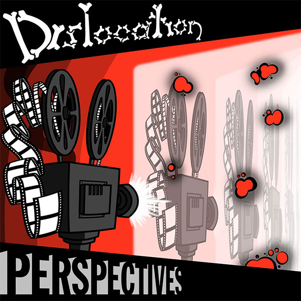 """Dislocation stream new EP """"Perspectives"""""""