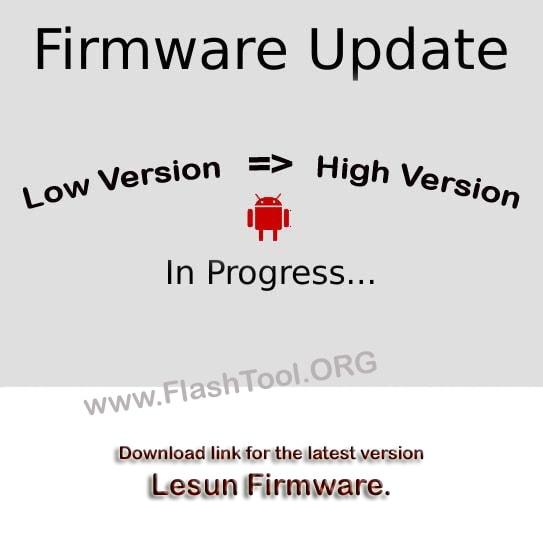 Download Lesun Firmware