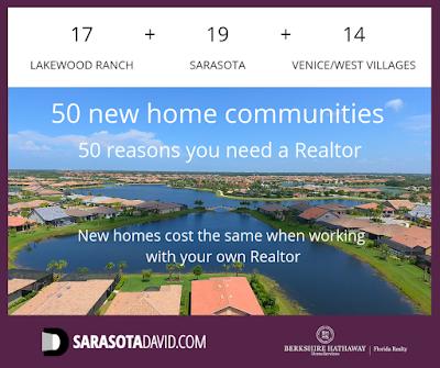 Sarasota new home specialist