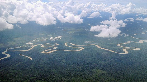 Sungai Kapuas - Pontianak