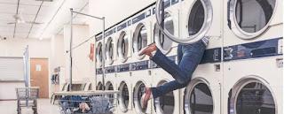 Inovasi Jepang Dalam Hal Kemajuan Teknologi , Mesin Cuci tanpa air