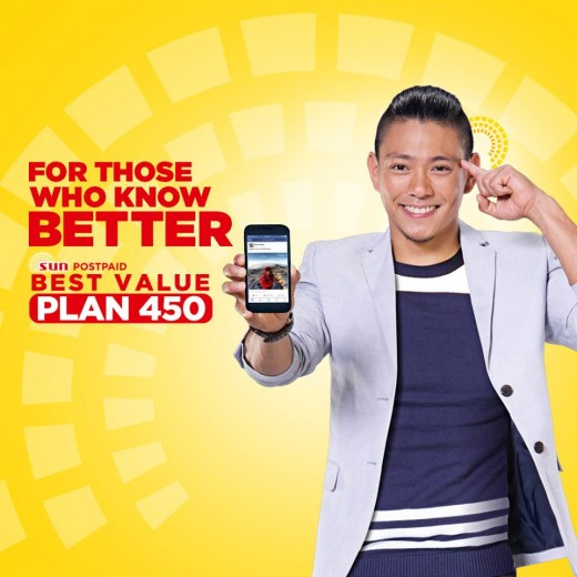Sun Postpaid Best Value Plan 450