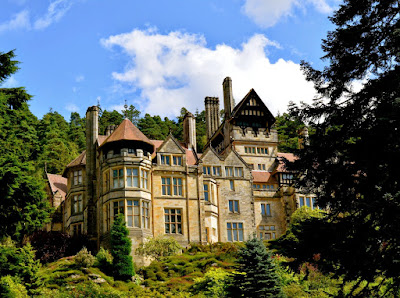Top 10 Northumberland Attractions as listed by Tripadvisor - Cragside