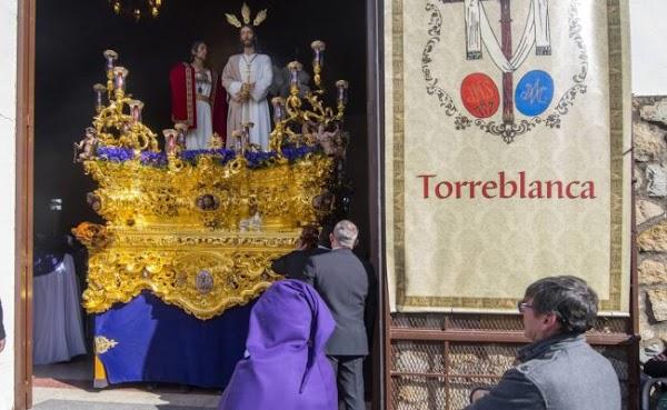 Torreblanca elige a la agrupación de la Sentencia de Jerez para la Semana Santa de 2019