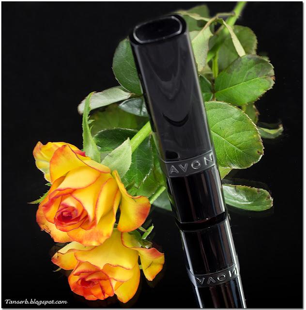 "Avon lipstick Матовый цвет ""Matte Rose"""