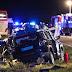 Frontalzusammenstoß mit mazedonischen Bus - Autoinsasse tödlich verunglückt