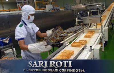 Lowongan Pekerjaan PT Nippon Indosari Corpindo (Sari Roti) Tbk, Jobs: HRGA Operations Manager, Aset & Purchasing Officer, Receptionist