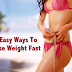 Lose Weight Fast At Home With Your Body