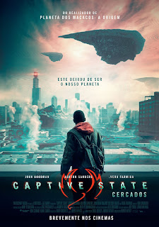 Captive State - Poster & Trailer