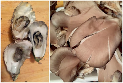 Miyagi Oyster Mushroom Bisque Recipe