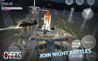 Free Unduh CHAOS Combat Helicopter HD  Unduh Game Android Gratis CHAOS Combat Helicopter HD №1 apk + obb