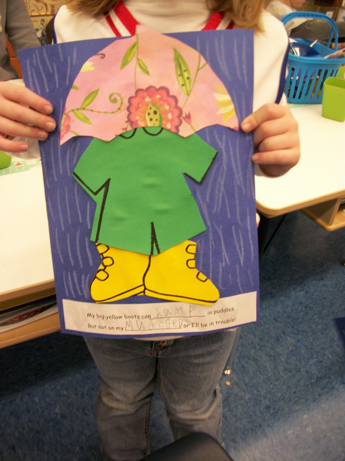 Spotlight On Kindergarten Weather Water Cycle And Spring