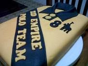 3D Polo T-Shirt With Choc Moist Cake
