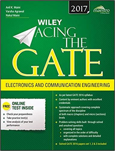 Gate 2016 Book For Ece Pdf