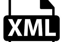 Cara Merapikan Kode XML Template Blog dengan Mudah -  XML Tidy Notepad